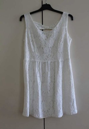 Pimkie Lace Dress white