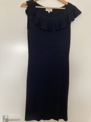 Carmens Stretch Dress dark blue