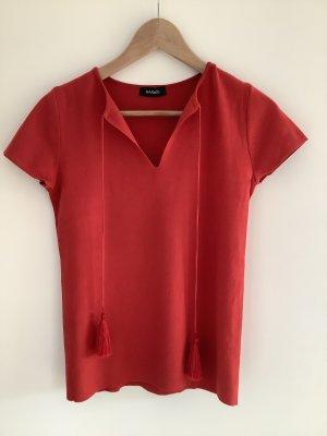 Wunderschönes Strickshirt in rot der Marke  Max & Co. , Größe 40