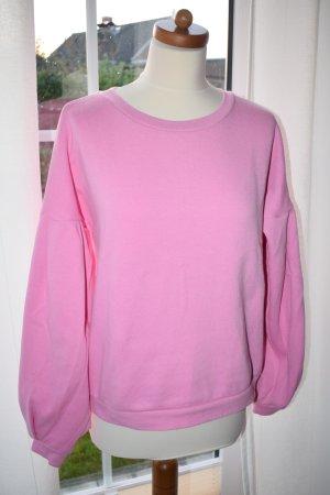 wunderschönes Sweatshirt von Only mit Keulenärmeln in Größe M
