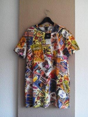 wunderschönes T-Shirt-Kleid mit Disney Print, Grösse M, neu