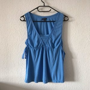 American Eagle Outfitters Top met spaghettibandjes blauw-lichtblauw