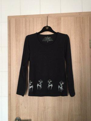 Wunderschönes Trachten Longshirt von der Marke Kaiserjäger Größe XS