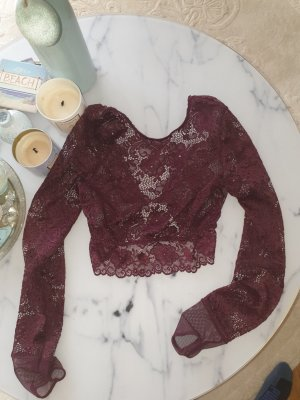 H&M Set lingerie marrone-viola
