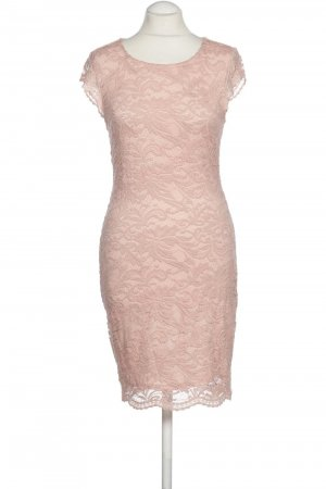 wunderschönes Vero Moda Spitzen Damen Kleid rose Gr. M/36/38 NEU wertig