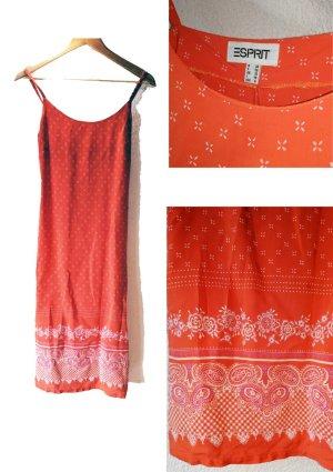 Wunderschönes Viskose Sommerkleid im Hippie Style Boho Style