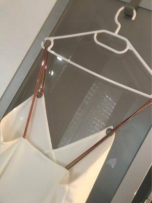 Wunderschönes weißes sexy Kleid von Zara rückenfrei