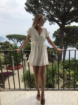 Wunderschönes weißes Sommerkleid von Zara