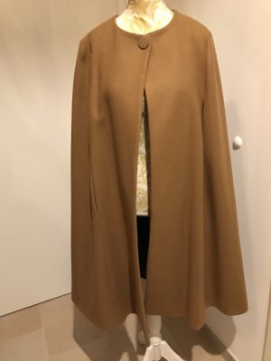 Zara Cape cognac-coloured
