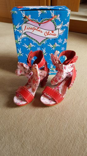 Wundervolle ausgefallene Sandalette Irregular Choice London