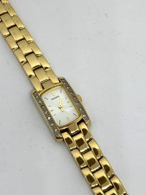 Seiko Reloj con pulsera metálica color oro