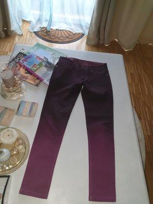 Wundervolle Hose in Größe 27 Ombre in lila