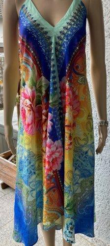 Halter Dress multicolored