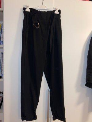 C&A Clockhouse Jersey Pants black mixture fibre