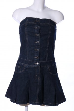X-Mail Jeanskleid blau Casual-Look