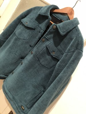 Maison Scotch Shirtjack petrol