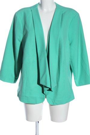 x-two Blazer court turquoise style décontracté