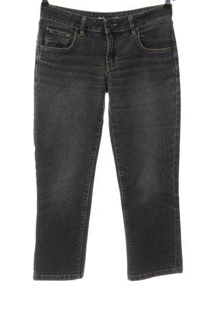 Xanaka Jeans vita bassa grigio chiaro stile casual