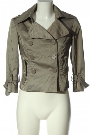 Xanaka Short Jacket khaki casual look