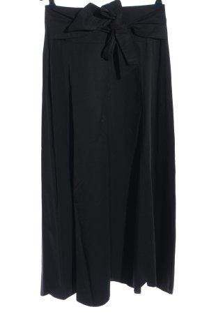 Xanaka Maxi gonna nero elegante