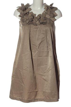 Xanaka Mini Dress brown casual look