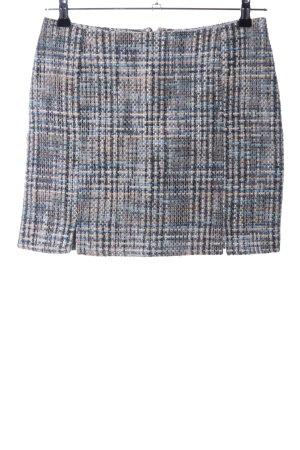 Xanaka Mini rok gestippeld zakelijke stijl