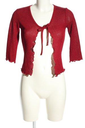 Xanaka Shirtjacke rot Casual-Look
