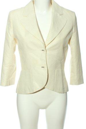 Xanaka Tweedblazer wollweiß Business-Look