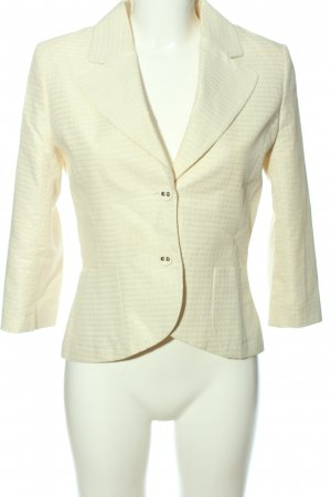 Xanaka Tweedblazer wollweiß Business-Look