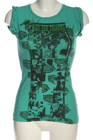 Xdye Print-Shirt