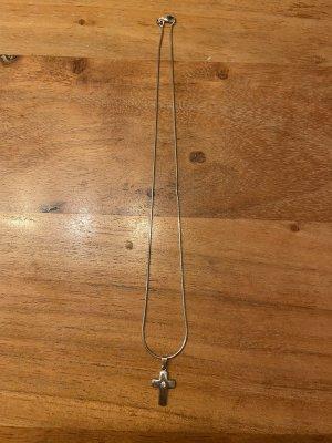 XENOX Zilveren ketting zilver