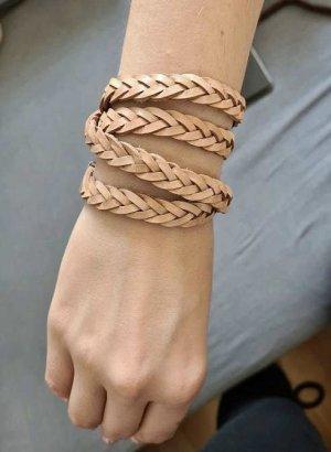 XENOX Leather Bracelet multicolored leather