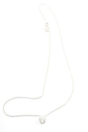 XENOX Naszyjnik srebrny W stylu casual