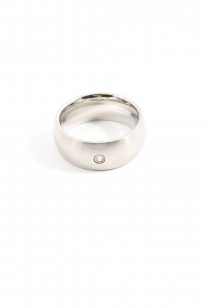XENOX Statement Ring silver-colored casual look