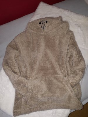 H&M Divided Oversized Sweater light brown