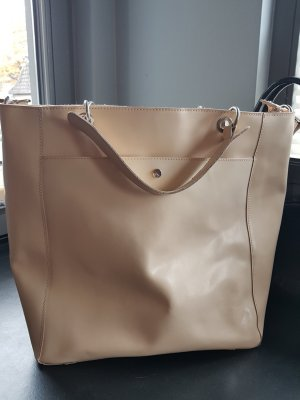 Shopper brun sable-doré