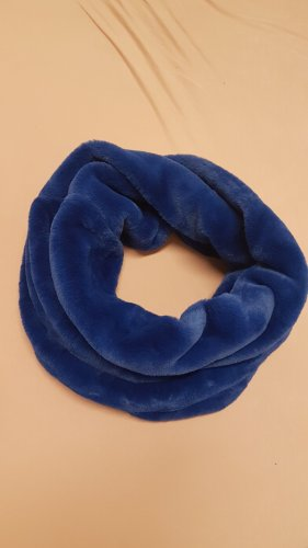 H&M Bufanda tubo azul