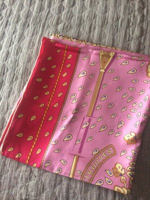 XL Seidentuch / foulard 140/140 cm