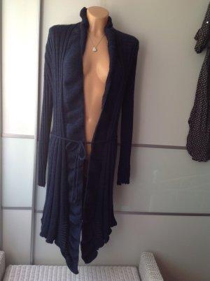 Friendtex Knitwear dark blue wool