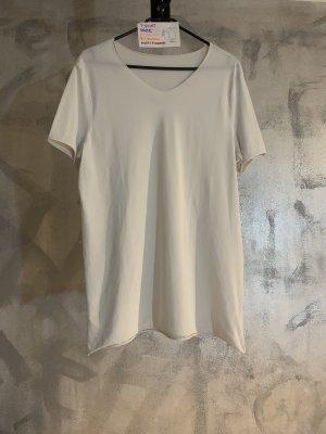 "XL T-Shirt inoc weiß wollweiß wie , Seide"""