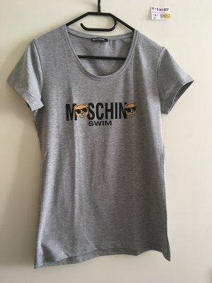 XL T-Shirt Moschino grau