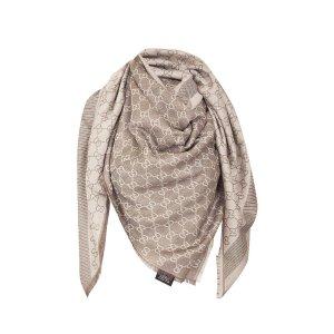 Gucci Foulard beige laine