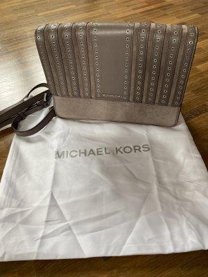 XMAS Sale !!! Original Michael Kors Umhängetasche in schlamm / taupe