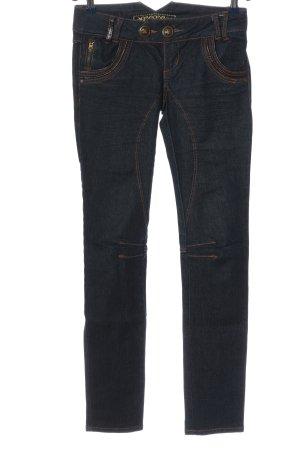 xoxo Straight-Leg Jeans