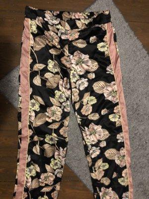 Xs hunkemöller Pyjama Hose Hausanzug Rose Gold schwarz neu mit Etikett