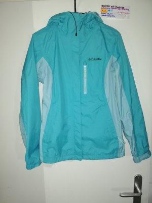XS Jacke Columbia sportswear türkis