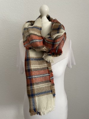 Primark Écharpe en tricot multicolore