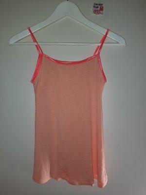 XS shirt orange rosa