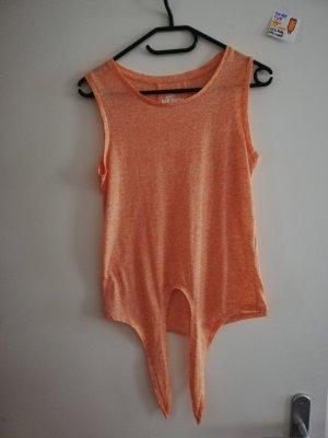 XS shirt top orange Atmosphere