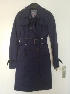XS Trenchcoat Mantel von Madonna dunkelblau